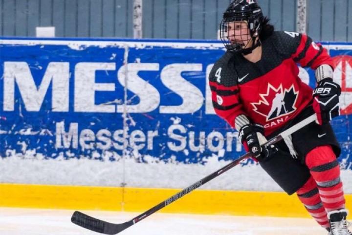 Bridgette Laquette | Team Canada