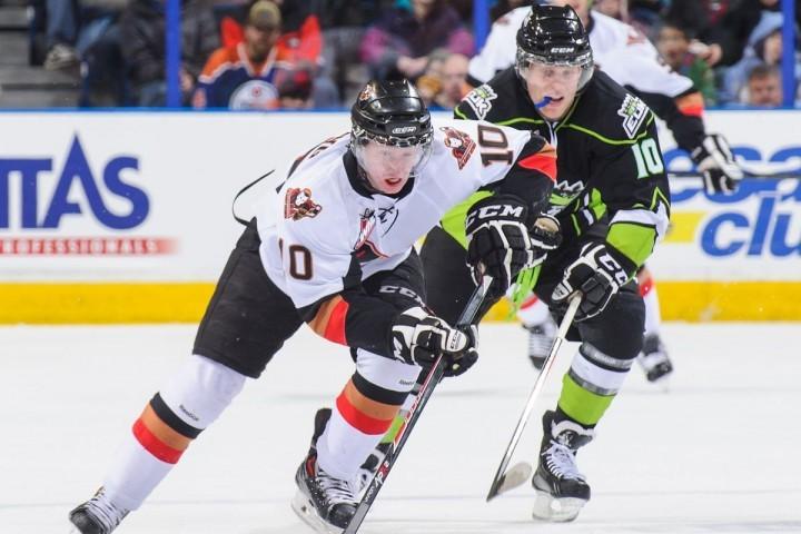 Jonny Lambos RINK Hockey Academy Alumni