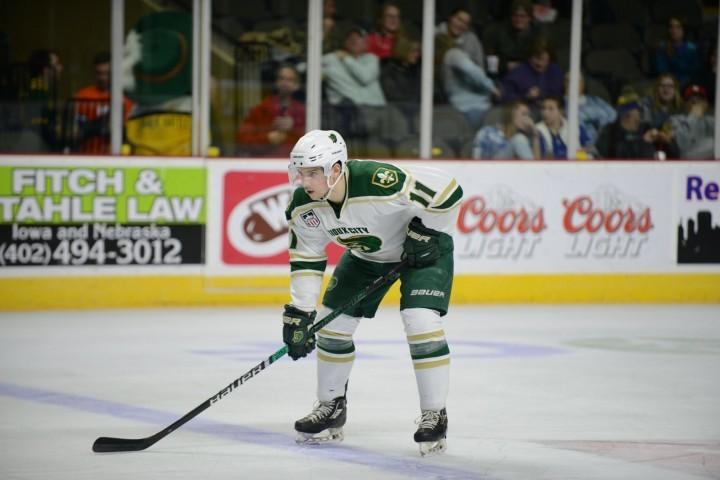 Anthony Kehrer RINK Hockey Academy Alumni