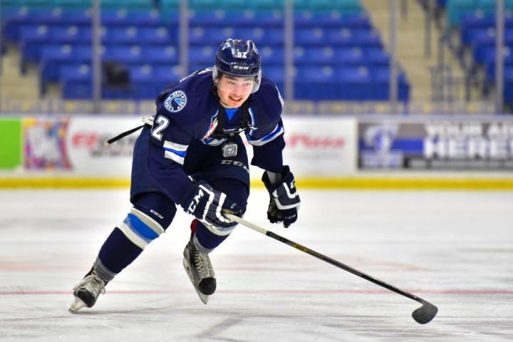 Logan Danis RINK Hockey Academy Alumni
